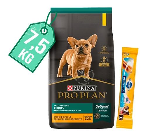 Comida Pro Plan Cachorro Razas Pequeñas 7.5 Kg