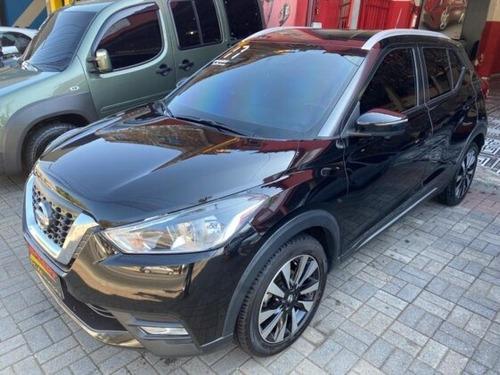 Nissan Kicks 1.6 Sl Cvt (flex) 2016/2017 Preto