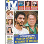 Revista Tv Brasil 860 Larissa Maciel/xuxa/anitta/torloni