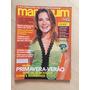 Revista Manequim 525 Adriana Esteves Moda Acessórios Z078