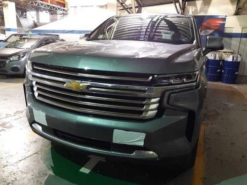 Chevrolet Suburban 2021 5.4 Hd 4x4 At