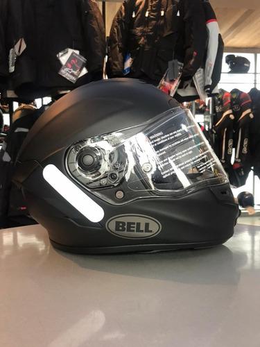 Capacete Bell Star Mips Dlx Preto Fosco C Viseira Protint