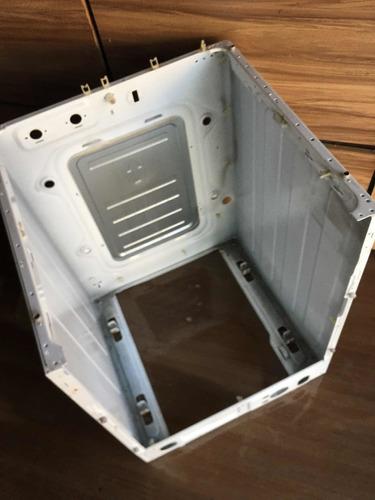 Gabinete Lava E Seca Electrolux Lse 09