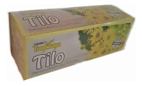 Hojas De Tilo En Tisana X20