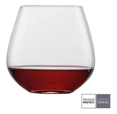 Copo Cristal Titânio Whisky Viña 587ml - Schott Zwiesel
