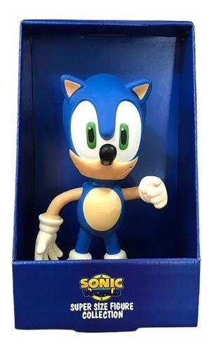 Boneco Sonic Articulado Brinquedo Infantil Presente Surpresa