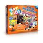 Brinquedo Kit De Massinhas Halloween Art Kids Acrilex 40038