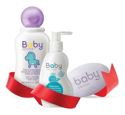 Paquete Baby Zermat 3 Productos A Un Super Precio