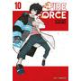 Mangá Fire Force Vol. 10 (português)