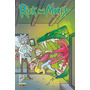 Rick And Morty Volume 4 Capa Dura