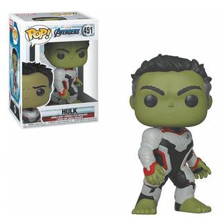 Figura Funko Pop Avengers Endgame Hulk