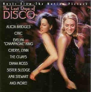 Cd Last Days Of Disco - Tso - Varios Original