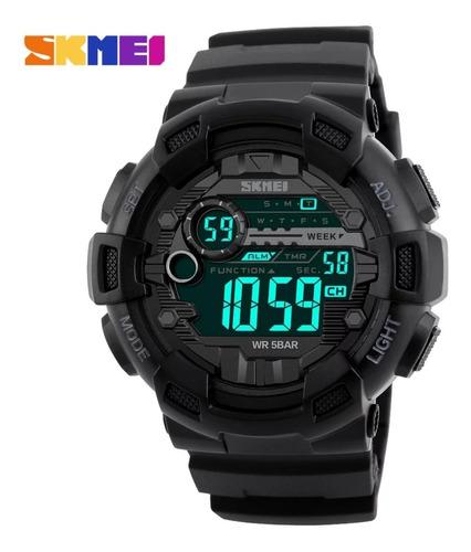 Relógio Masculino Esportivo Digital Skmei 1243 Prova D'água