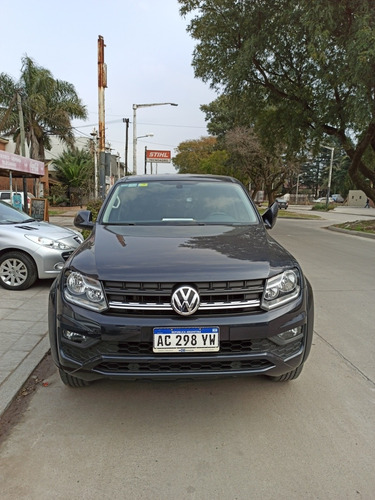 Volkswagen Amarok 2.0 Cd Tdi 180cv 4x2 Trendline 2018