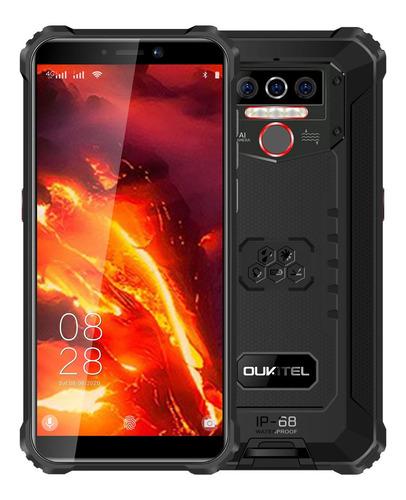 Smartphone Prova Agua Oukitel Wp5 Pro 4/64 Gb Bateria 8000