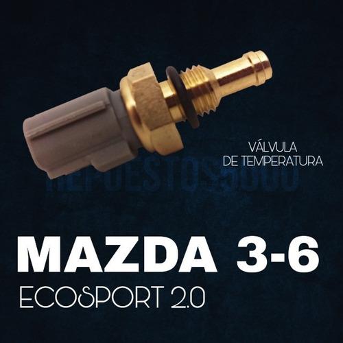 Valvula Temperatura Ecosport 2.0 Mazda 3 Y 6 Original Tigre