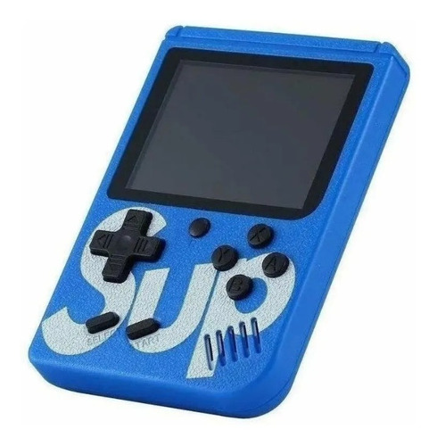 Console Genérica Sup Plus Cor  Azul