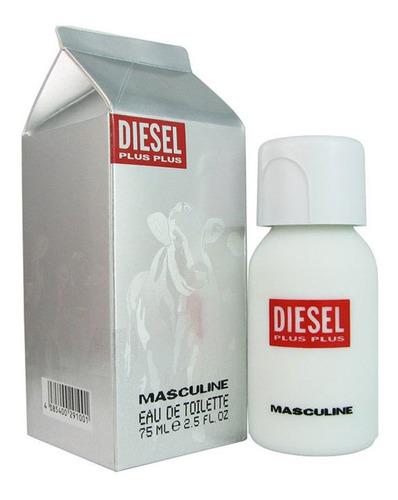 Plus Plus Masculine 75ml Edt Hombre  Dkn Perfumeria Spa