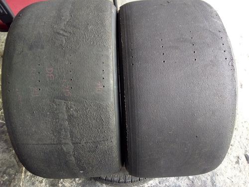 Pneus 305/660/18 Slick Pirelli Pzero