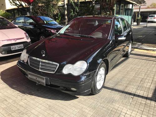 Mercedes-benz Classe C 2004 2.3 Kompressor 4p