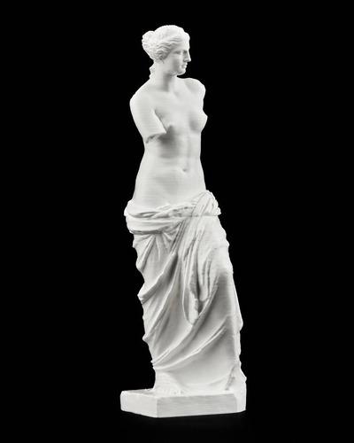 Escultura Estatua Grega Antiga De Afrodite Vênus De Milo