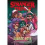 Livro Stranger Things 3 Garotos Zumbis Panini