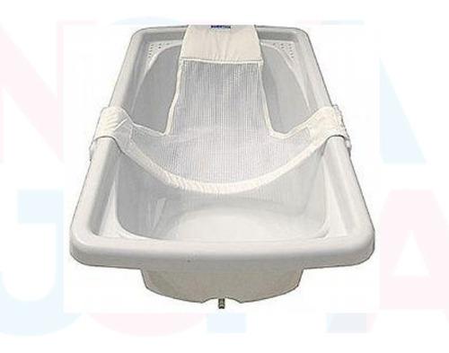 Rede De Proteção P/ Banho Do Bebe Bibi Chan