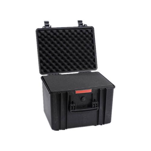 Case Rígido 46x39x35cm Com Espuma Modeladora Serrilhada