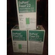 Gas Freon R22 De 13.6kg Dupont Chermouse Envios