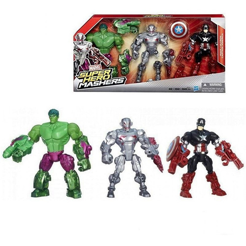 Muñecos Avengers