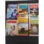 Kit Passatempo 10 Uni Letrix, Letrex, letras (sem Repetição)