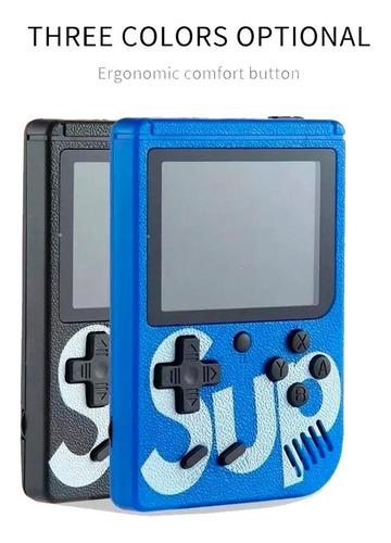 Mini Consola Portatil Tv Retro Game 400 Juegos Pacman Mario