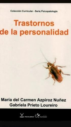 Trastornos De Personalidad Prieto Aspiroz (enviamos)