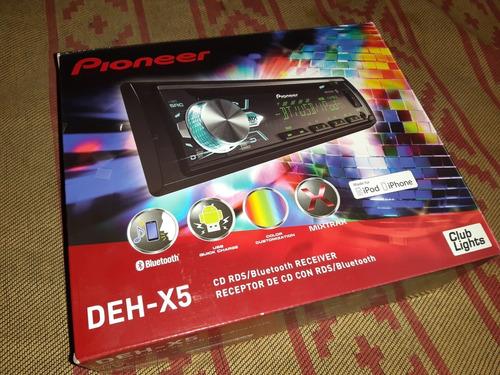 Pioneer Deh X5
