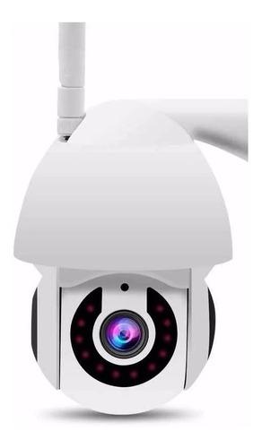Câmera Ip Icsee Prova D'água Infravermelho Externa Wifi Hd App Icsee