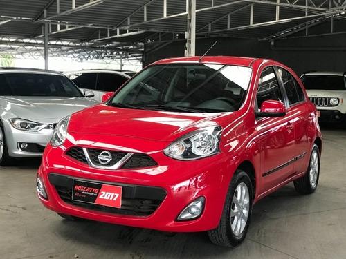 Nissan March Sv 1.0 Flex