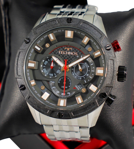 Relógio Technos Masculino Skymaster Grande