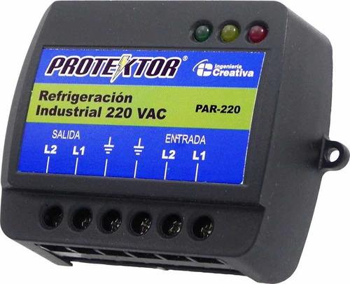 Protector De Voltaje 220v Cable - Cable Refrigeración Aire