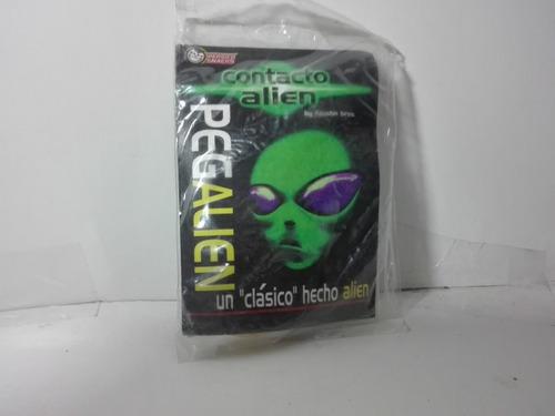 Pepsico Pegaalien Contacto Alien