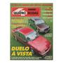Quatro Rodas Nº370 Gol Gti Comodoro Monza Classic Citroen Xm