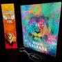 Bíblia Sagrada Leão Colors De Bolsa Masculino E Feminina Kit