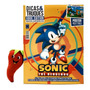 Revista Superpôster Dicas & Truques Xbox Sonic The Hedgehog