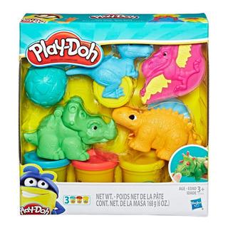 Play-doh Dino + 4 Herramientas Envio Full (6435)