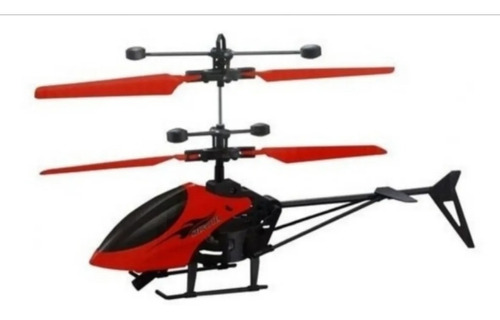 Mine Helicóptero Voa Brinquedo Sensor Drone Sem Controle