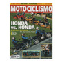 Motociclismo N°66 Honda Cg 125 Cbx 250 Cb 500 Harley Road
