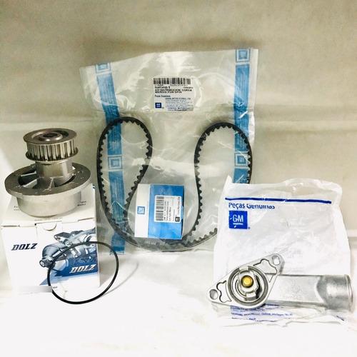 Kit Distrib Orig Corsa/celta/agile + B/agua + Termostato Gm