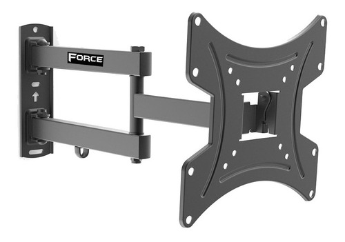 Soporte Force L43-223 De Pared Para Tv/monitor De 13  A 43