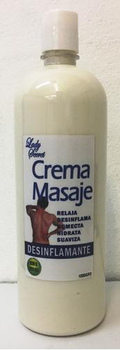 Crema Para Masaje Profesional