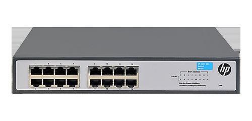 Switch Hp 1420 16g 16 10 100 1000 No Adminitrable