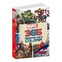 Livro Para Colorir Com 365 Desenhos Marvel Heróis Vingadores
